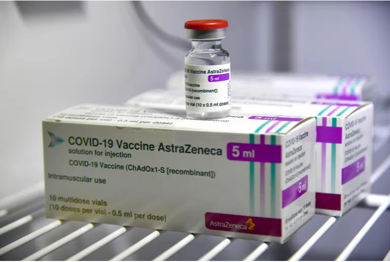 Covid: France approves AstraZeneca vaccine for over-65s ...
